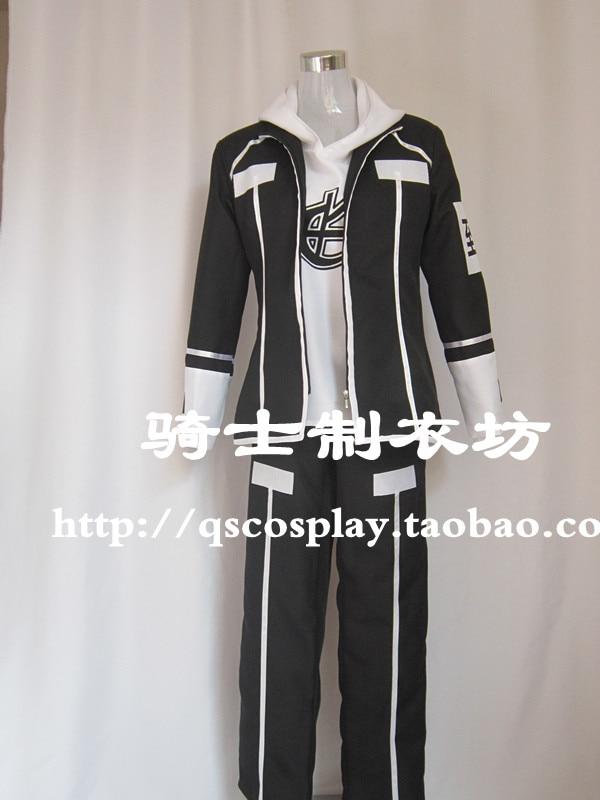 HitmanReborn Kozato Enma Cosplay Costume custom any size