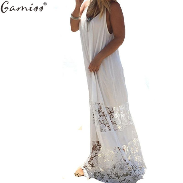 83de3e777a3 GAMISS-Femme-D-t-Plage-Robes-Casual-L-che-Dentelle-Patchwork-Bretelles -Blackless-Solide-Blanc-Femme.jpg 640x640.jpg