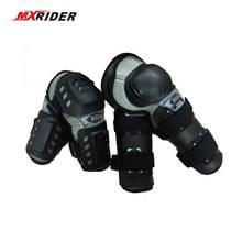 2 Kneepad 2 Elbowpad Drop Resistant Elbow Pads Kneepads Set Guard Motorcycle Protectors Off-Road Elbow Knee Protective Gear Set