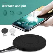 QI Mobile Phone Wireless Charger 5W General Charge for Apple
