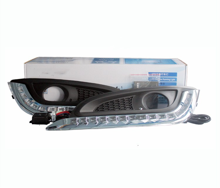Osmrk Led Drl Daytime Running Light For Buick Regal GS 2014-2015 Opel Astra H Insignia