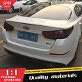 Para Kia Optima K5 Saqueador Carro Material de ABS de Alta Qualidade Primer Cor Asa traseira Spoiler Spoiler Traseiro Para Kia Optima 2014-2015