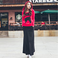 New Spring and Autumn Hooded Sweater  Loose Set Two-Piece Long-Sleeved Sweatshirt Hot Sale b254