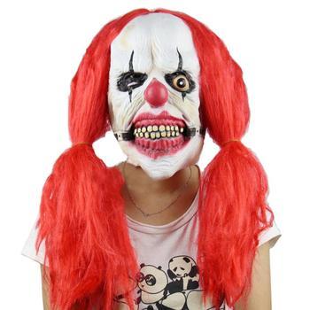 Nuovo Halloween Decorazione Del Partito Forniture Terrore oggetti di Scena della Casa Maschera Pieno Facciale Halloween Decorazione Forniture Maschera di Halloween