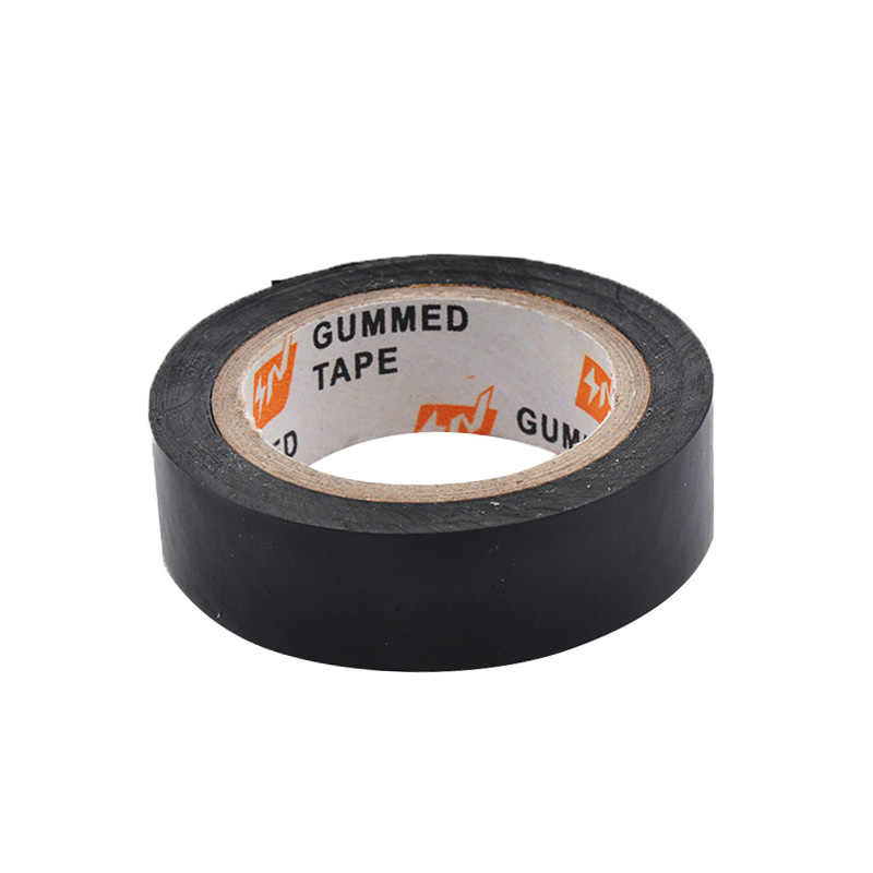 3 rolls! 10 m high temperature flame ant electrical tape PVC waterproof on hose tape, wheel tape, tail light tape, muffler tape, wire loom clips, washi tape,