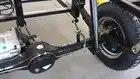 Starke volle chassis design und, der prototypen tests und volle CKD teile lieferung arrangieren für elektrische dreirad und motorrad - 5