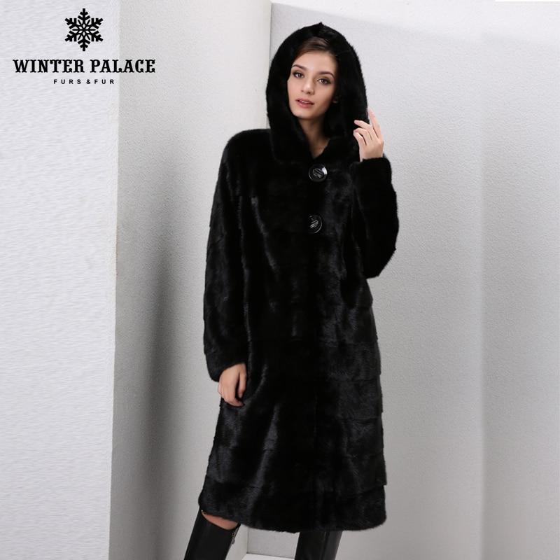 Aliexpress.com : Buy Winter Genuine Leather furs women fur coats ...