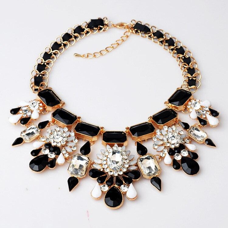N00144 Necklaces & Pendants Fashion maxi bohemian Vintage ...