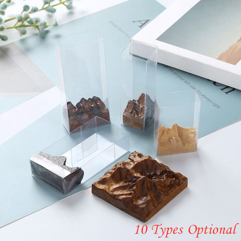 Resin Epoxy Art Craft Sandalwood Natural Unfinished Wood Pendant Jewelry Making Seal Stamp Pendant Rings Accessories