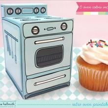 Caja de regalo impresa en horno Vintage, caja de cupcake, molde para pastel cajita de recordatorio para fiestas, 100 unids/lote