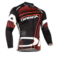 ORBEA Cycling Jersey 2018 Long Sleeves Road Bike Clothes Spring Autumn Breathable MTB Bicycle Shirts Mens