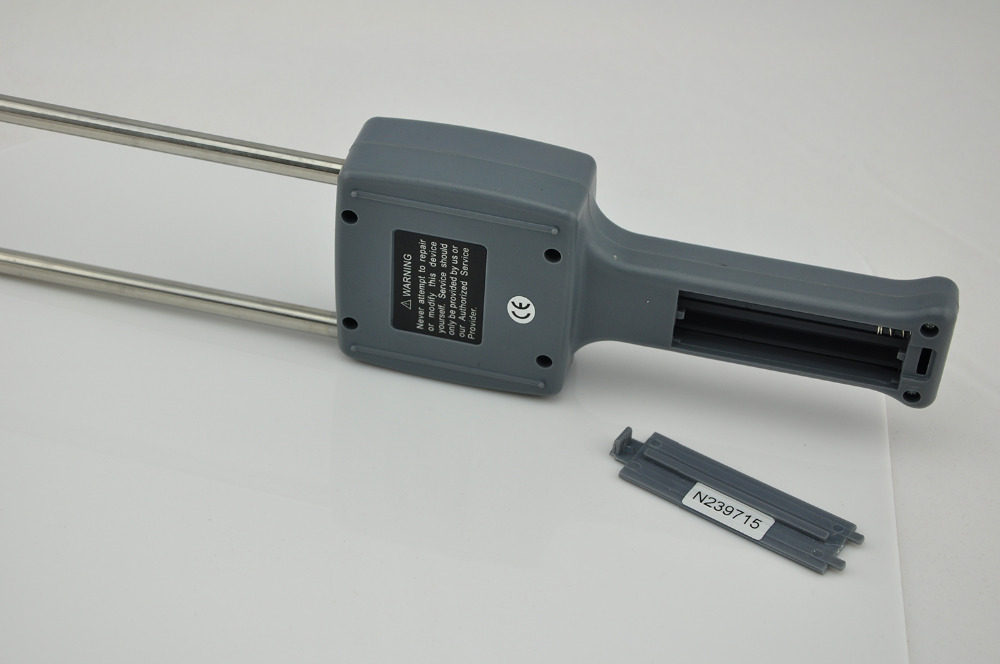Гигрометры TK100C цифровые семена хлопка-Измеритель Влажности Хлопка цифровой тестер 7-40% влажность