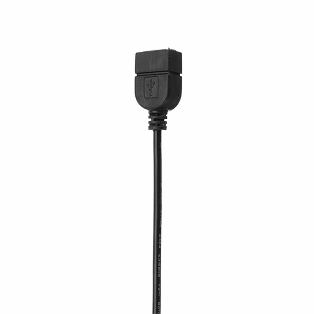 Smuxi usb موصل led لون واحد ضوء الشريط تحكم 3key عكس المراقب dc5-24v
