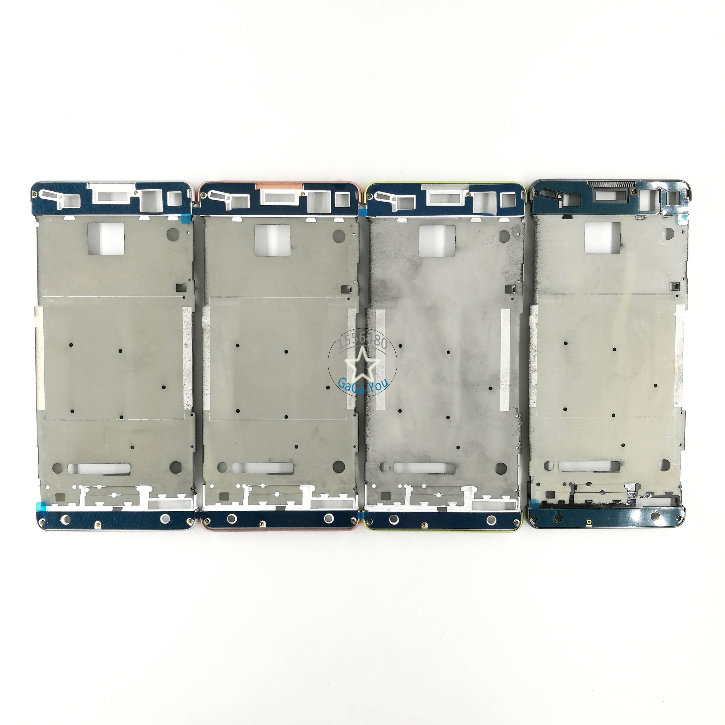 Original Middle Front Frame Bezel Housing For Sony Xperia XA F3111 F3112 F3115 LCD Screen Holder Frame Repair Parts