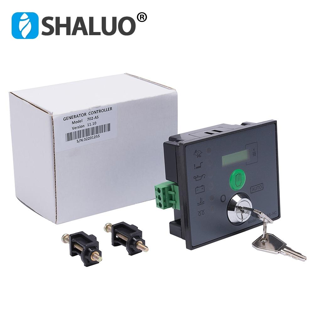 HOT SALE] Auto start dse Generator Controller 702 Key Start