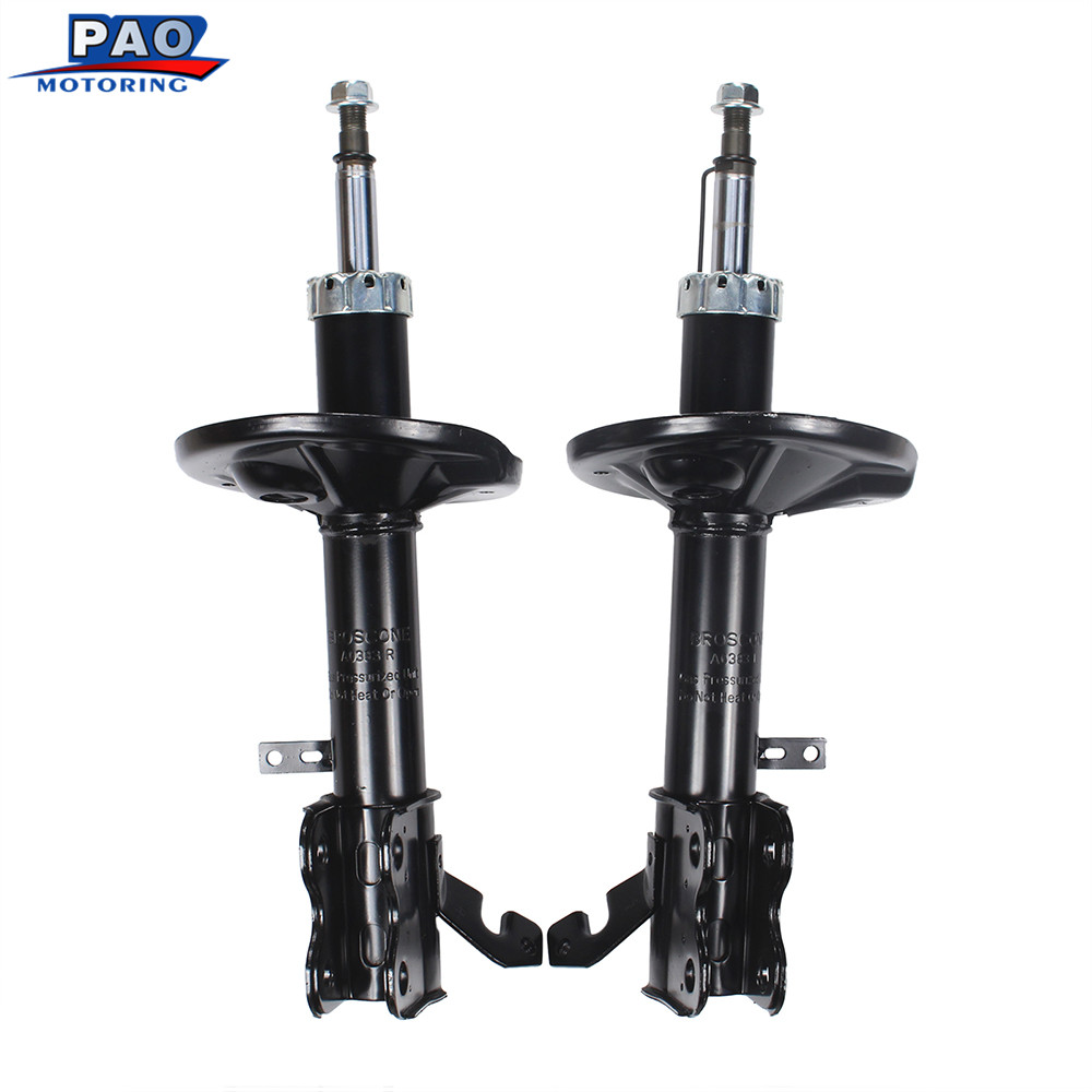 2PC New Front Strut Shock Absorber Left&Right For 1993-2002 Toyota-Corolla Excludes Performance& S Models OEM 71952,71951 Car 948586 234 4205 upstream o2 oxygen sensor for 1998 2002 toyota corolla new