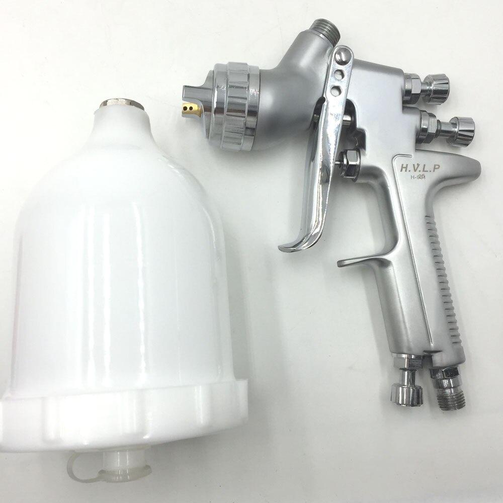 SAT1137 Professional Spray Gun 1.4mm HVLP High Quality Paint Spray Gun Car Paint Spray Gun Sprayer Gun Air Tools