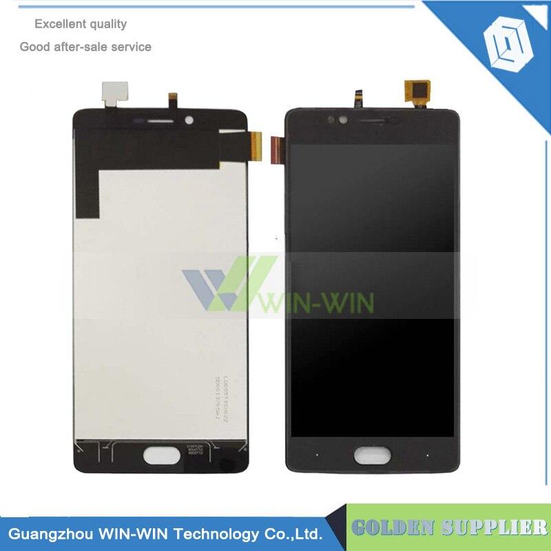 Negro Para Doogee Disparar 1 Pantalla LCD Digitalizador + Touch Screen Reemplaza
