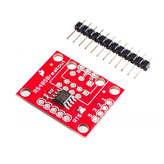 3.3V UART serial to RS485 SP3485 Transceiver Converter Module