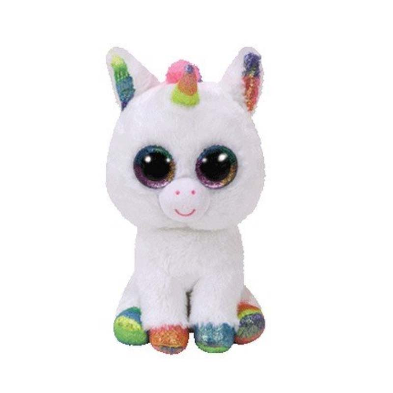 a3dd1297fcc 15CM Hot Sale Ty Beanie Boos Big Eyes Lola the Dog Unicorn Ghost Plush Toy  Doll Stuffed Animal Cute Plush Kids Toy juguetes-in Stuffed   Plush Animals  from ...