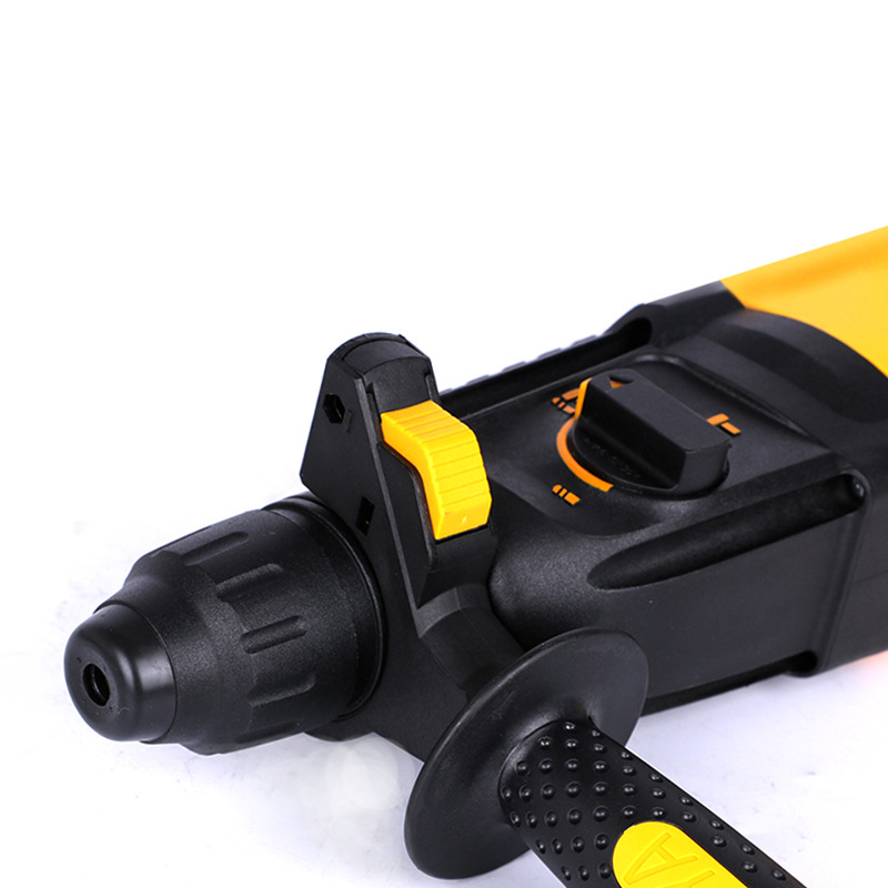 1080W Electric multi function percussion drilling hammer dril Electric picks 1100rpm 220V - 4