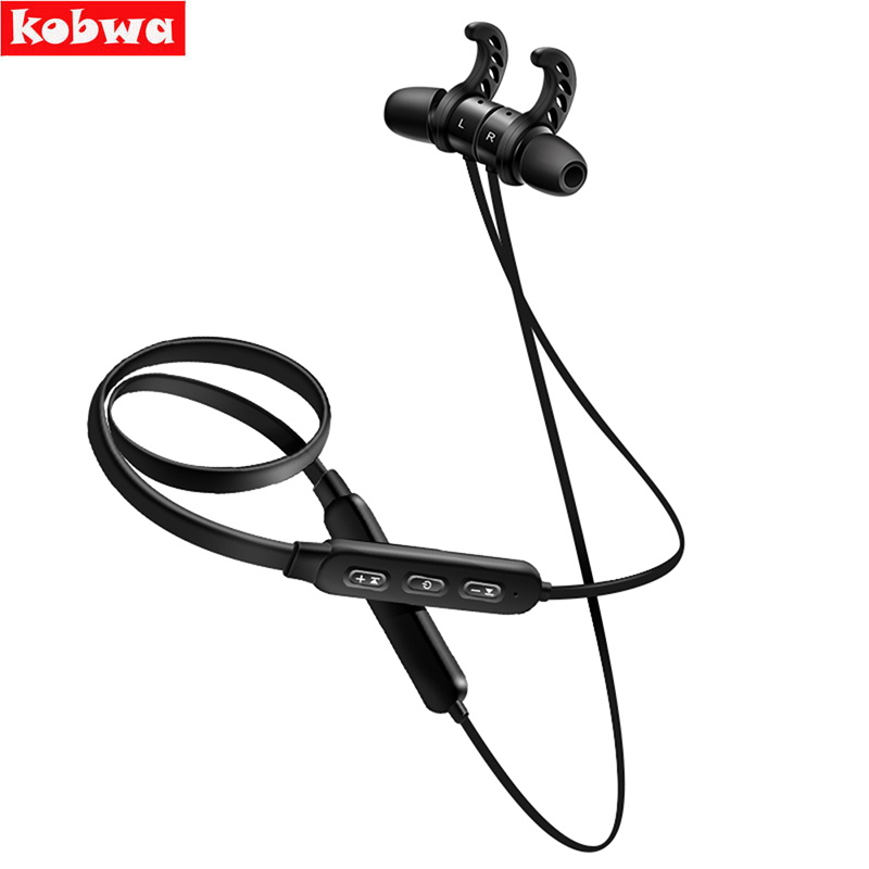 Magnetic Wireless Headphone Bluetooth Earphone Fone de ouvido For Phone Neckband Ecouteur Auriculares Bluetooth V4.1 with Mic bluetooth earphone wireless music headphone car kit handsfree headset phone earbud fone de ouvido with mic remax rb t9