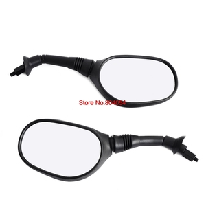 8mm Rearview Mirrors for 50cc 90cc 110cc 125cc ATV Quad Pit Dirt Bike Scooter Motorcycle(China)