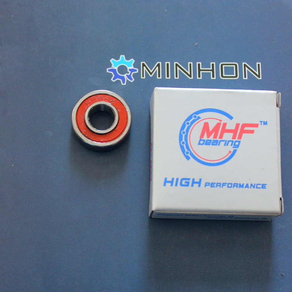 Used for mountain bike 100PCS KP6AX Miniature Single Full Ball Design Bearing Size 0 375 x