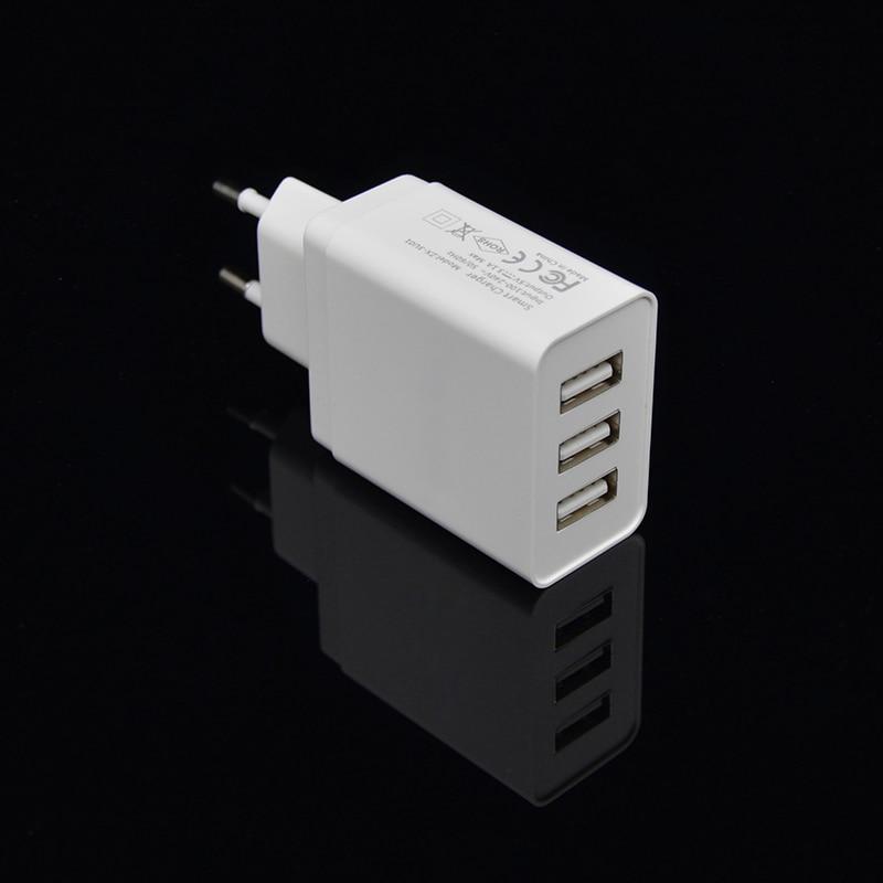 INGMAYA 3 Port USB Charger 3.1A Biaya Cepat Untuk IPone 4 S 5 5 S 5C - Aksesori dan suku cadang ponsel - Foto 2