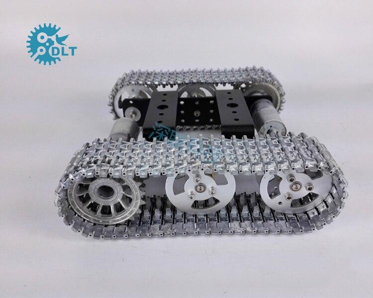 T101 - MT metal crawler tank car Smart car tank model ontology based crawler