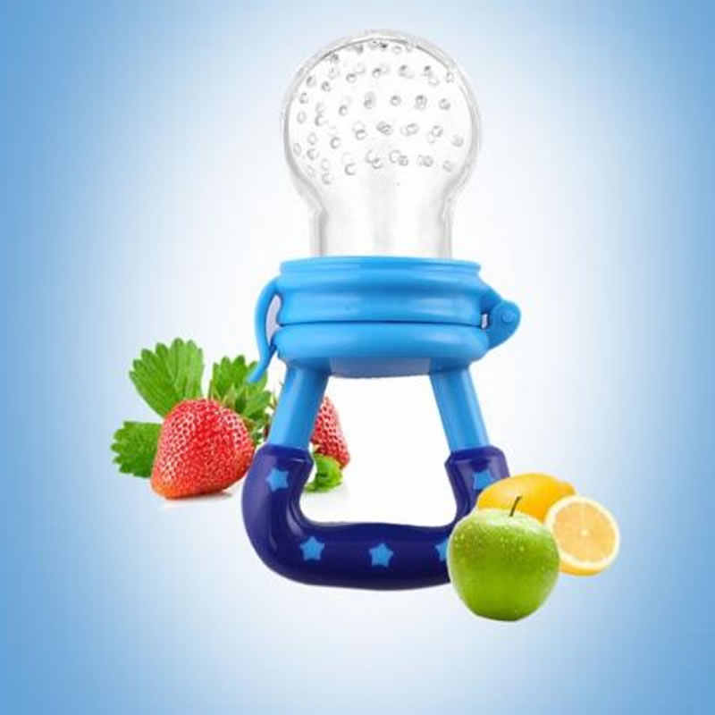 Fresh fruits and vegetables food milk safety silicone nipples baby pacifiers newborn feeding fake pacifiers pacifier feeders