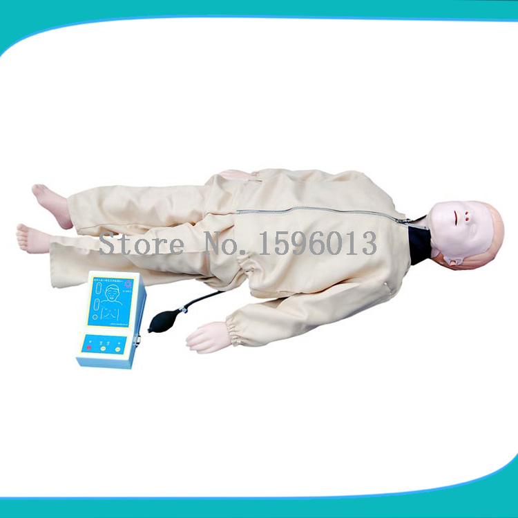 Advanced Child CPR Training Manikin,First Aid manikin,CPR training manikin bix h2400 advanced full function nursing training manikin with blood pressure measure w194