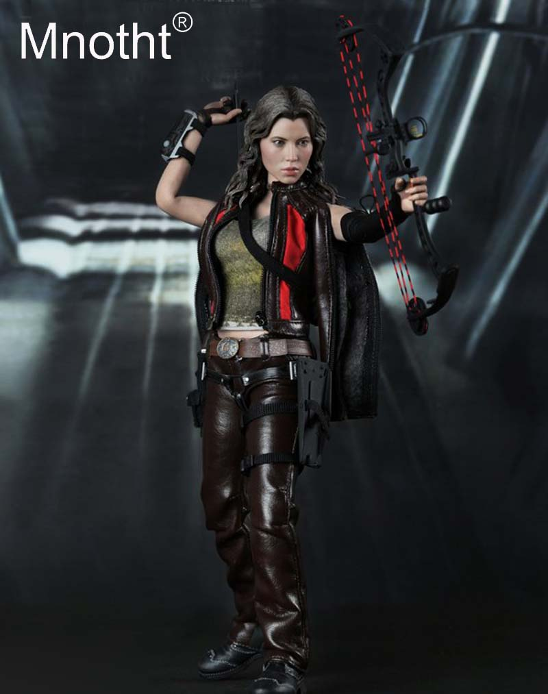 1/6 Scale MMS128 Blade Trinity Abigail Whistler Jessica Biel 12inch Hot Action Figure Toys For Collection Hobbies Soldier Set