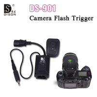 Dison DS 901 Newest Flash Triggers 315MHZ 8 Channels Radio Remote Wireless Trigger For Brand Camera