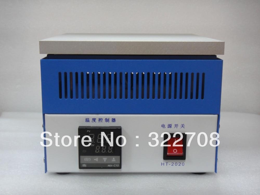Spedizione gratuita HT-2020 termostati per riscaldamento stazione di - Attrezzatura per saldare - Fotografia 2