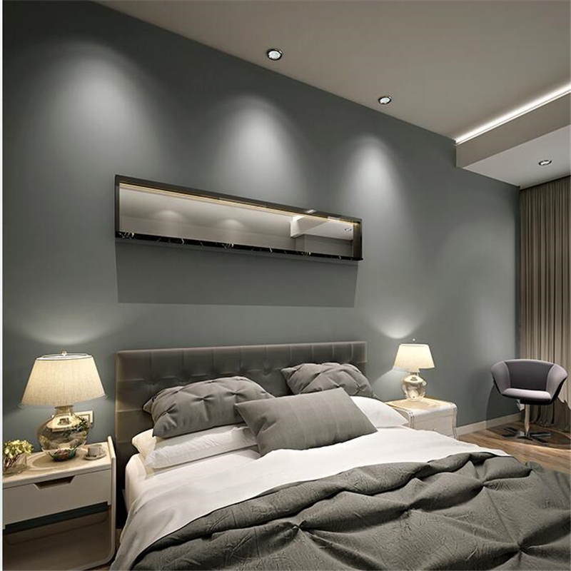 tv living plain background modern simple gray wovens fiber non parede papel wallpapers