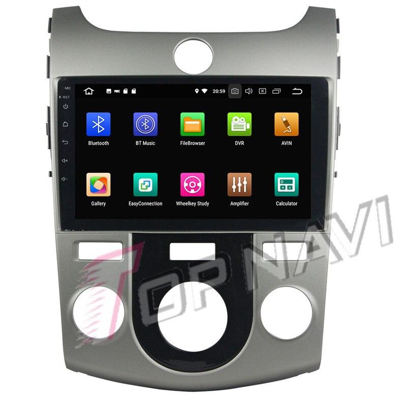 car android gps For KIA Cerato 2009 Manual
