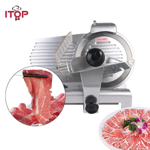 New 10 Blade Commercial Deli Meat Cheese Food Slicer Premium Quality 110V Cutter