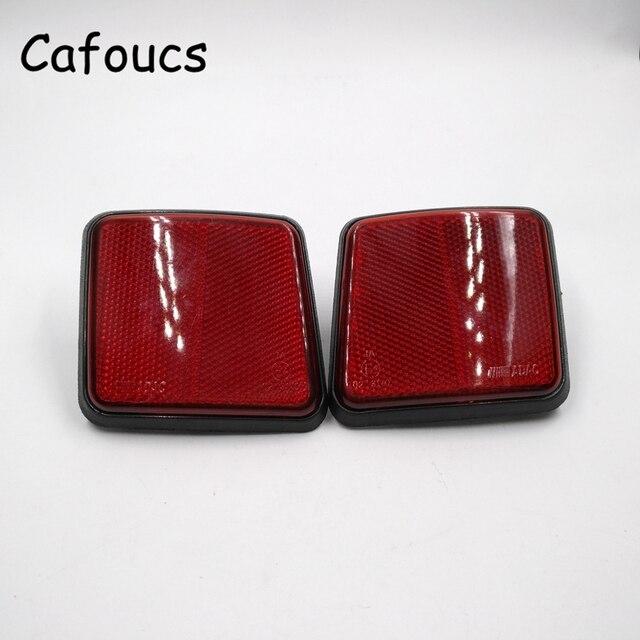 Cafoucs Car Rear Per Reflector Warning Light For Ford Escape Kuga 2005 2006 2007