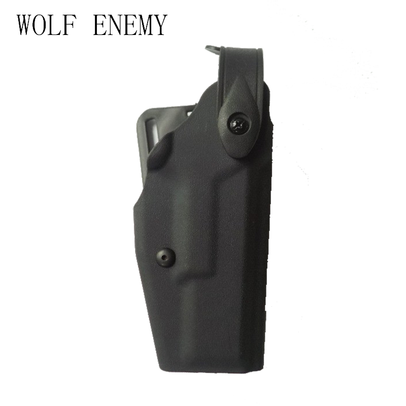 Tactical Military Airsoft Pistol 6320 Holster Without Flashlight Tactocal 1911 Gun Holster