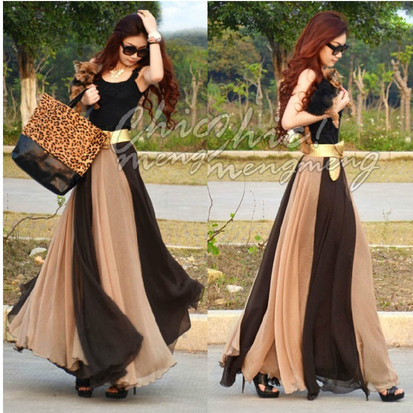 Long Skirt Ladies - Dress Ala