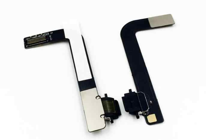 Plugue Porta usb dock Connector Flex Cable Fita de carregamento Para O ipad 4 4th Gen A1458 A1459 4 A1460 para ipad tomada