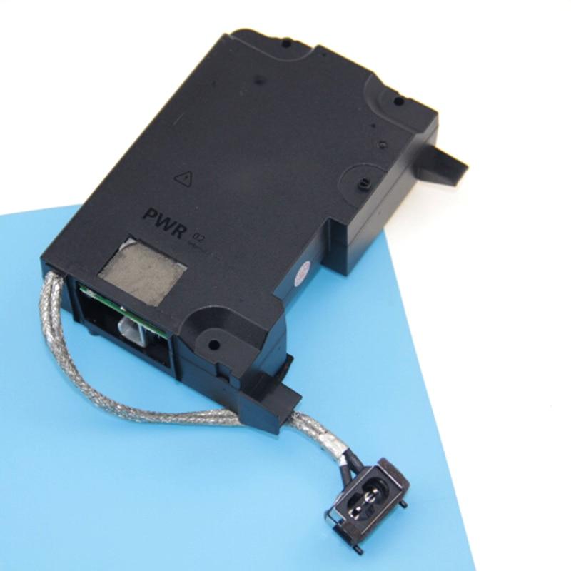 Tablero de interruptor de alimentación de alta calidad para XBOX ONE X versión consola de juegos piezas de reparación de placa de alimentación adaptador de CA-in Accesorios y piezas de reemplazo from Productos electrónicos    1