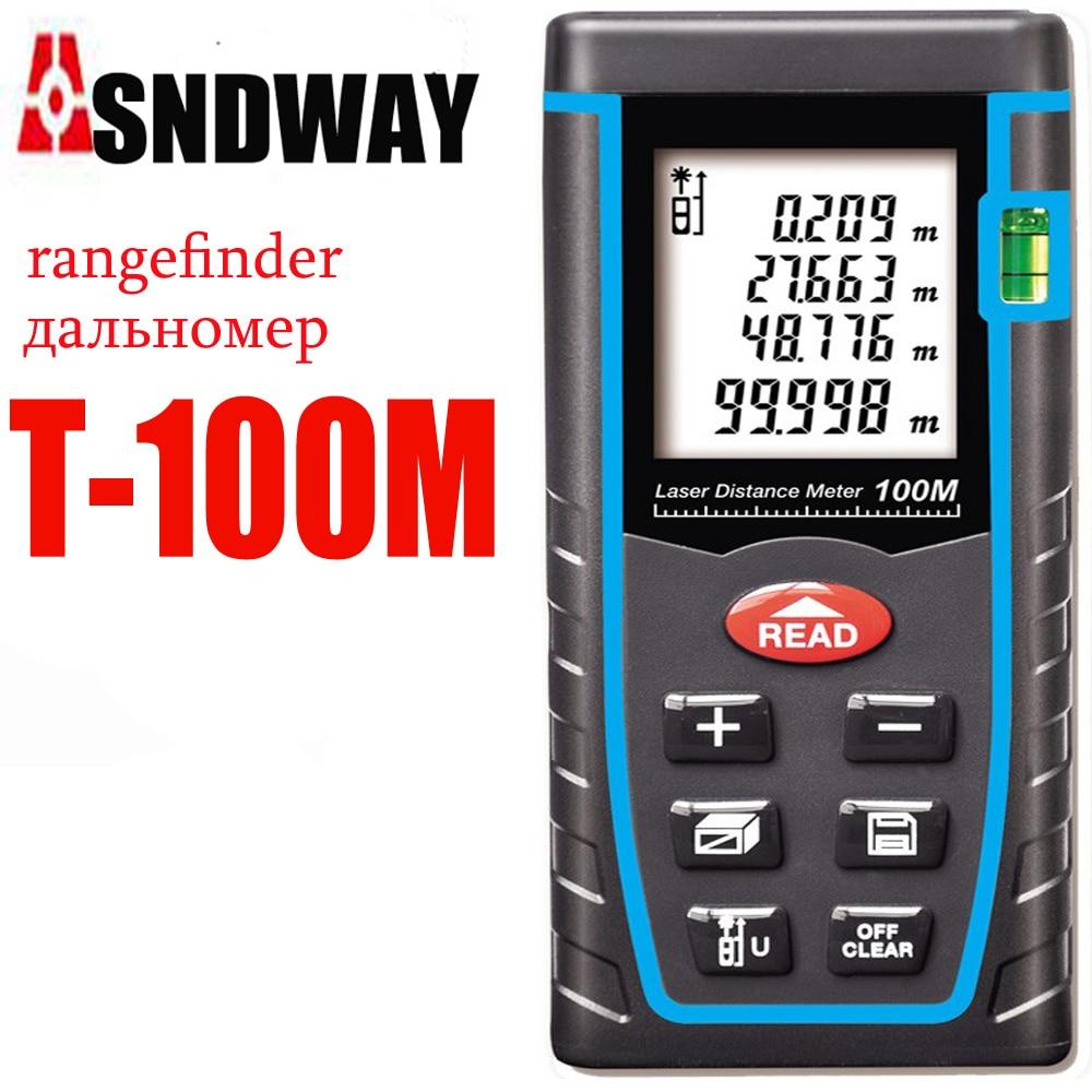 Laser Rangefinde Laser Distance Meter Digital Range Finde