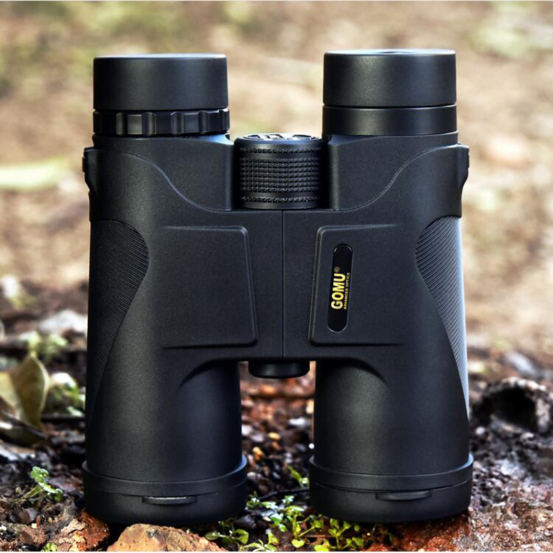 Gomu Waterproof Military HD 10x42 Binoculars Professional Hunting Telescope Zoom High Quality lll Night Vision Eyepiece For Camp цена