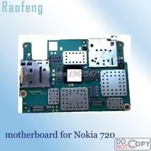 Raofeng Высококачественная версия wcdma для Nokia Lumia 720, материнская плата, оригинальная версия ЕС и разблокированная материнская плата, материнская плата