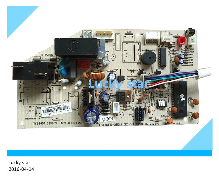 95% new for Air conditioning computer board circuit board KF-35GW/Y-T1 KF-35GW/Y-T good working cl160162 citilux