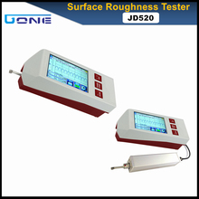JD520 с несколькими секциями тестер шероховатости поверхности датчика метр Ra Rz Rq Rt Rp Rv R3z R3y Rz(JIS) Rs РСК Rsm Rku, РМР, ры(JIS), Rmax