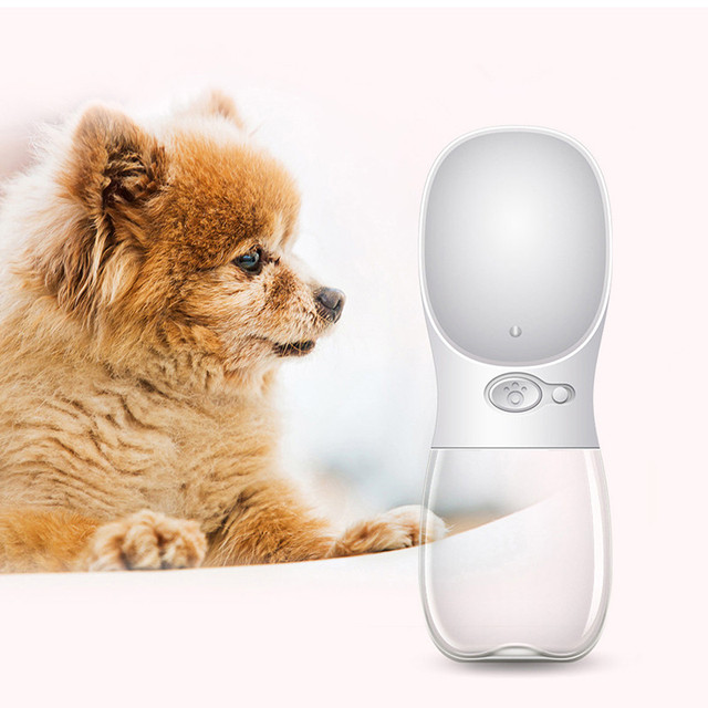 Dog's Portable Water Bottle