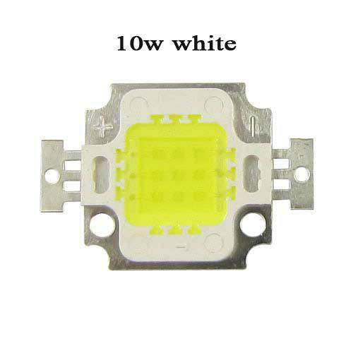 High Power 10W Panel SMD LED Light Lamp Part Cool 6500K/ Warm White 3500K 32mil Chip